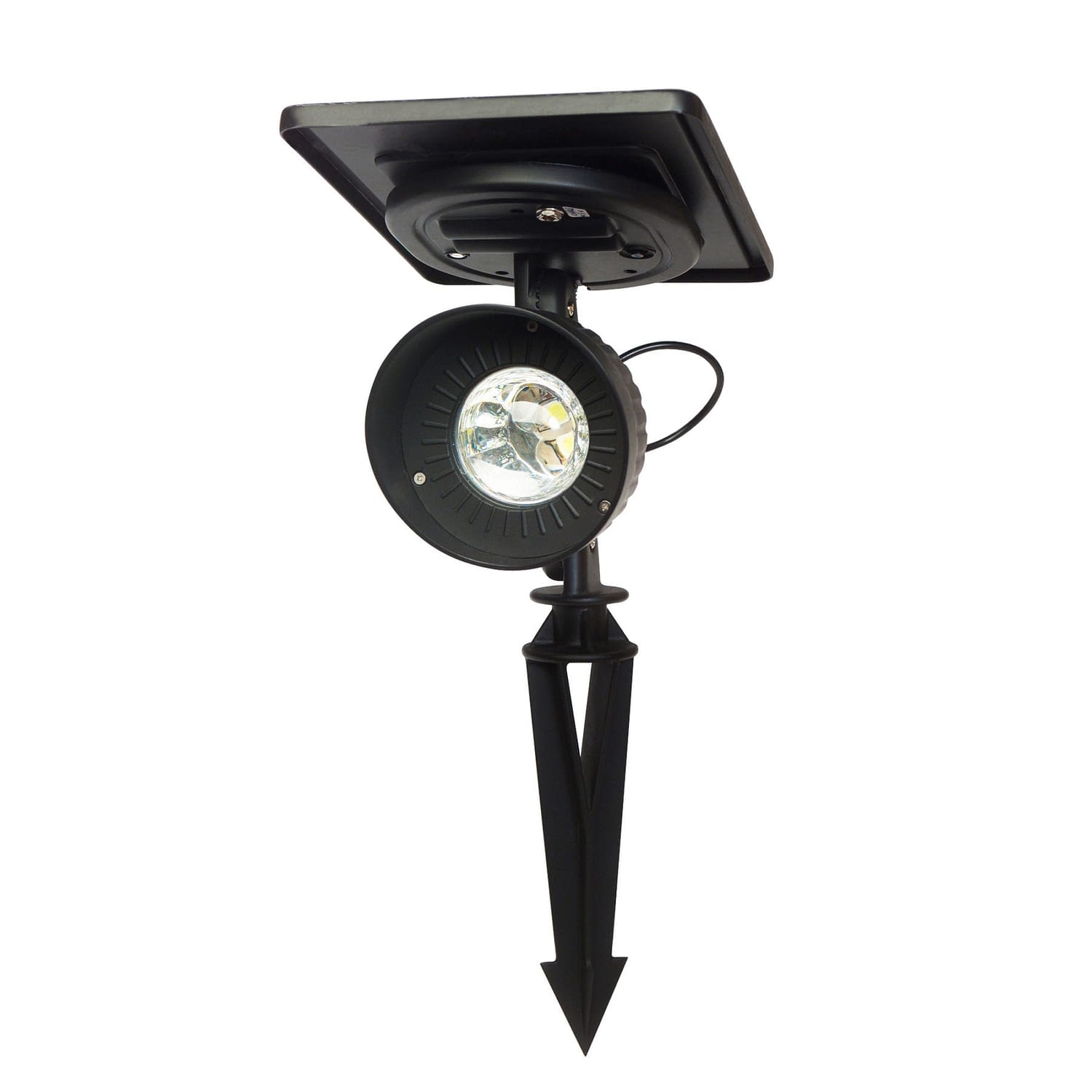 Progressive Solar Garden and Landscape LED Spotlight 103001