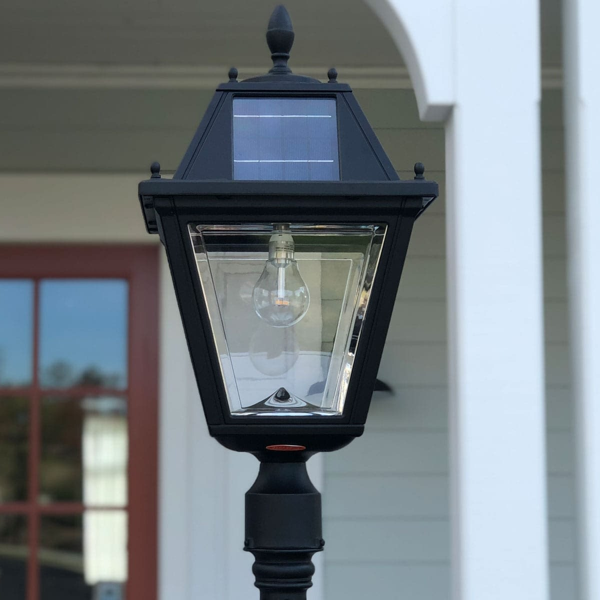 Gama Sonic Regal Solar Post Light GS-300F