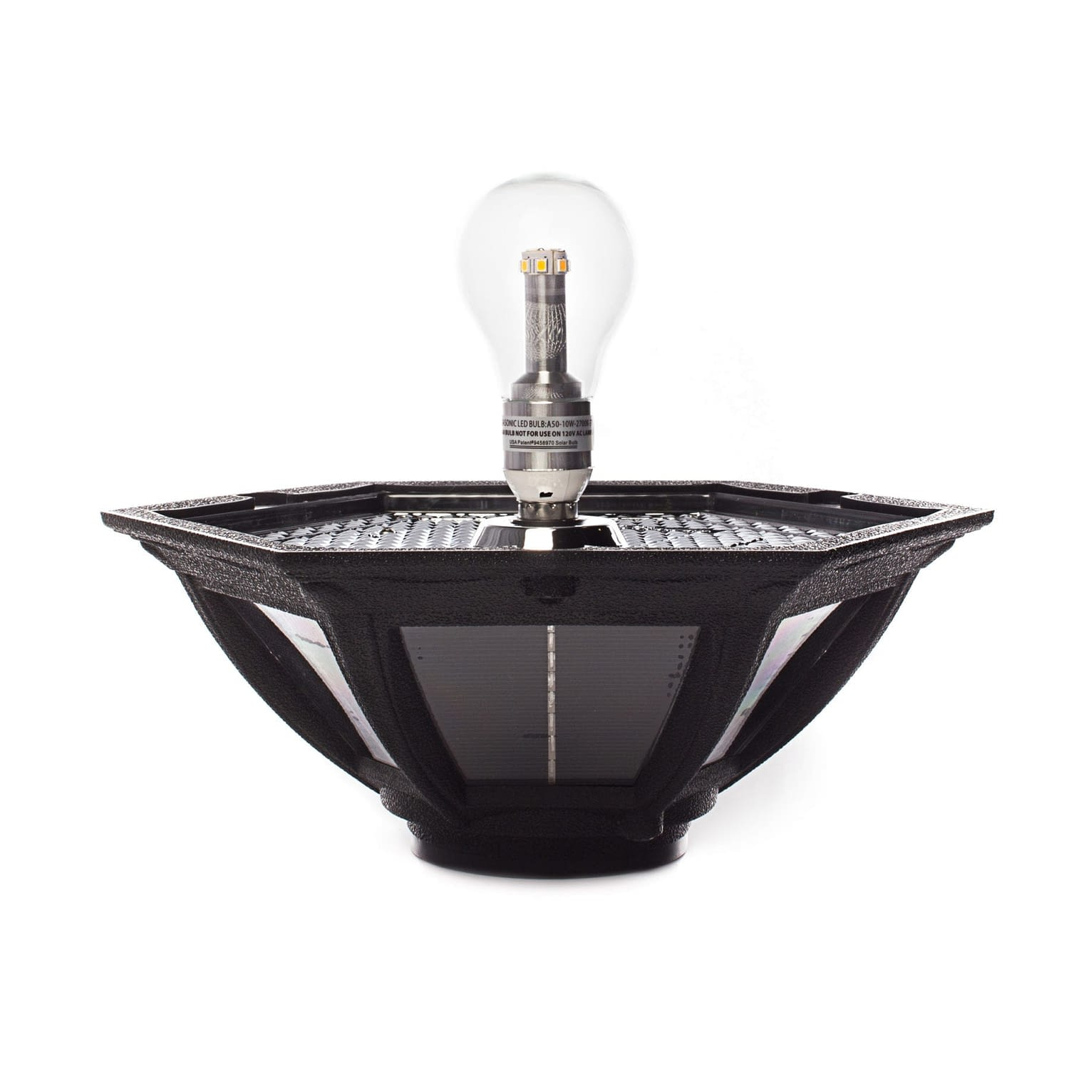 Polaris Solar Wall Light Bulb