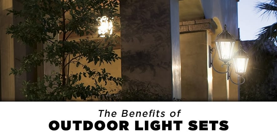 The Benefits of Buying Outdoor Lighting Collections