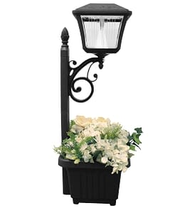 Plantern Solar Path Light with Planter - GS-111PL