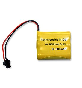 Gama-Sonic-Battery-Ni-Cd-3.6V-800mAh