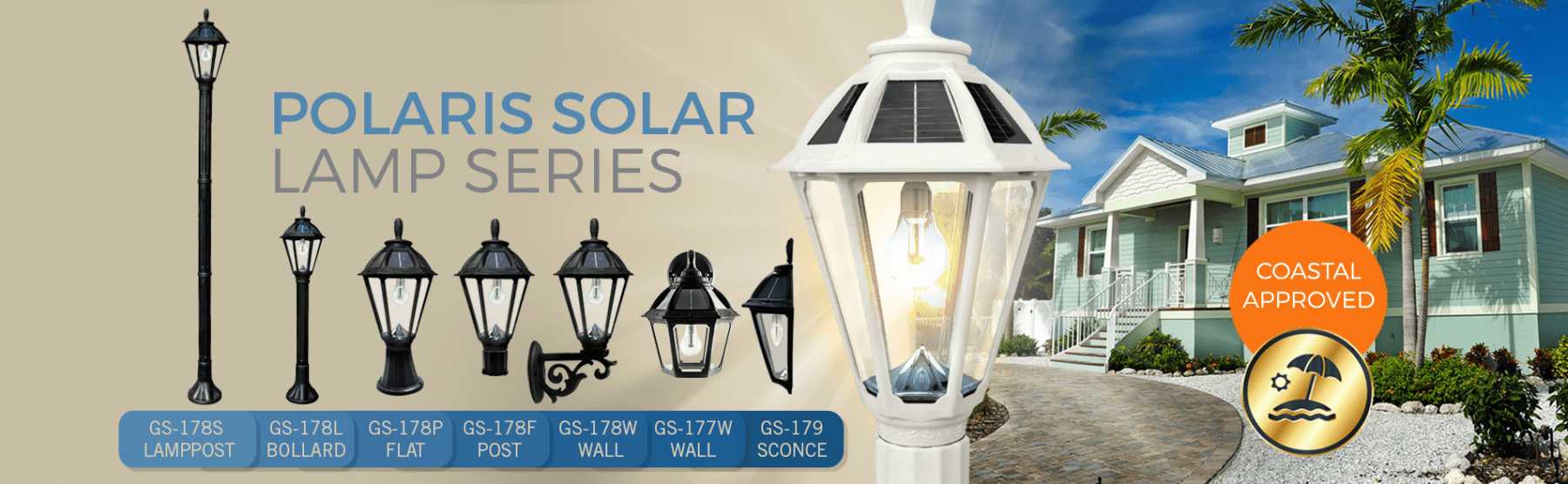 Polaris Solar Lights