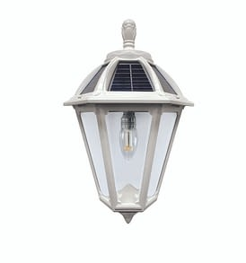 Gama Sonic Polaris Sconce Solar Lamp GS-179 by Gama Sonic