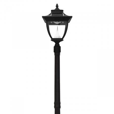 Pagoda Solar Lamp Post by Gama Sonic GS-104S