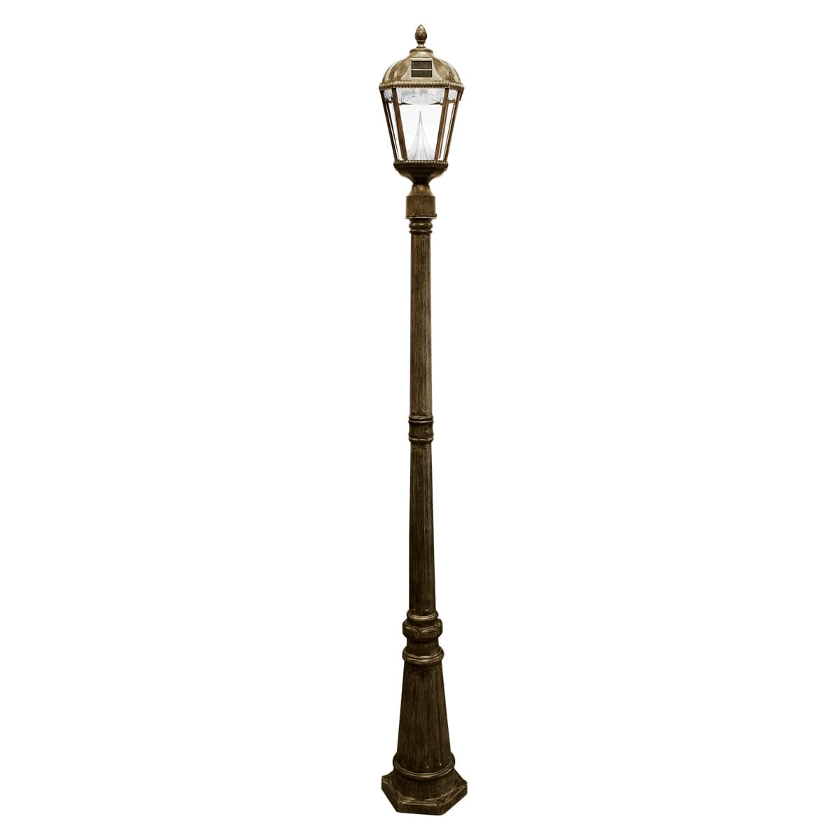 Royal Solar Lamp by Gama Sonic GS-98S-WB