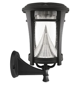 Aurora Solar Lamp Post by Gama Sonic GS-124W