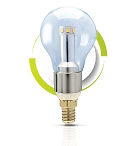 GS Solar LED Light Bulb A50