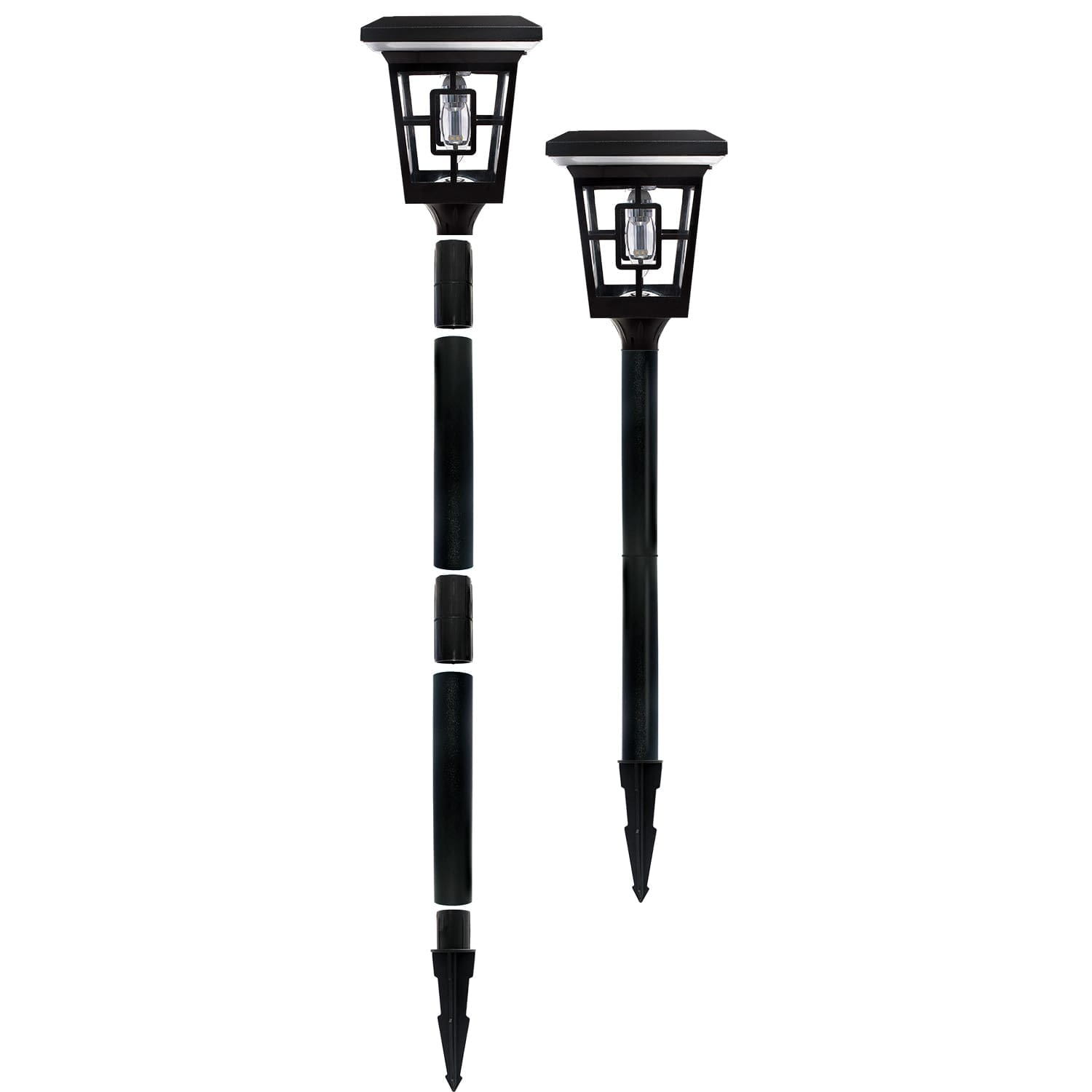 Gama Sonic Luna Solar Accent Light GS-57B by Gama Sonic