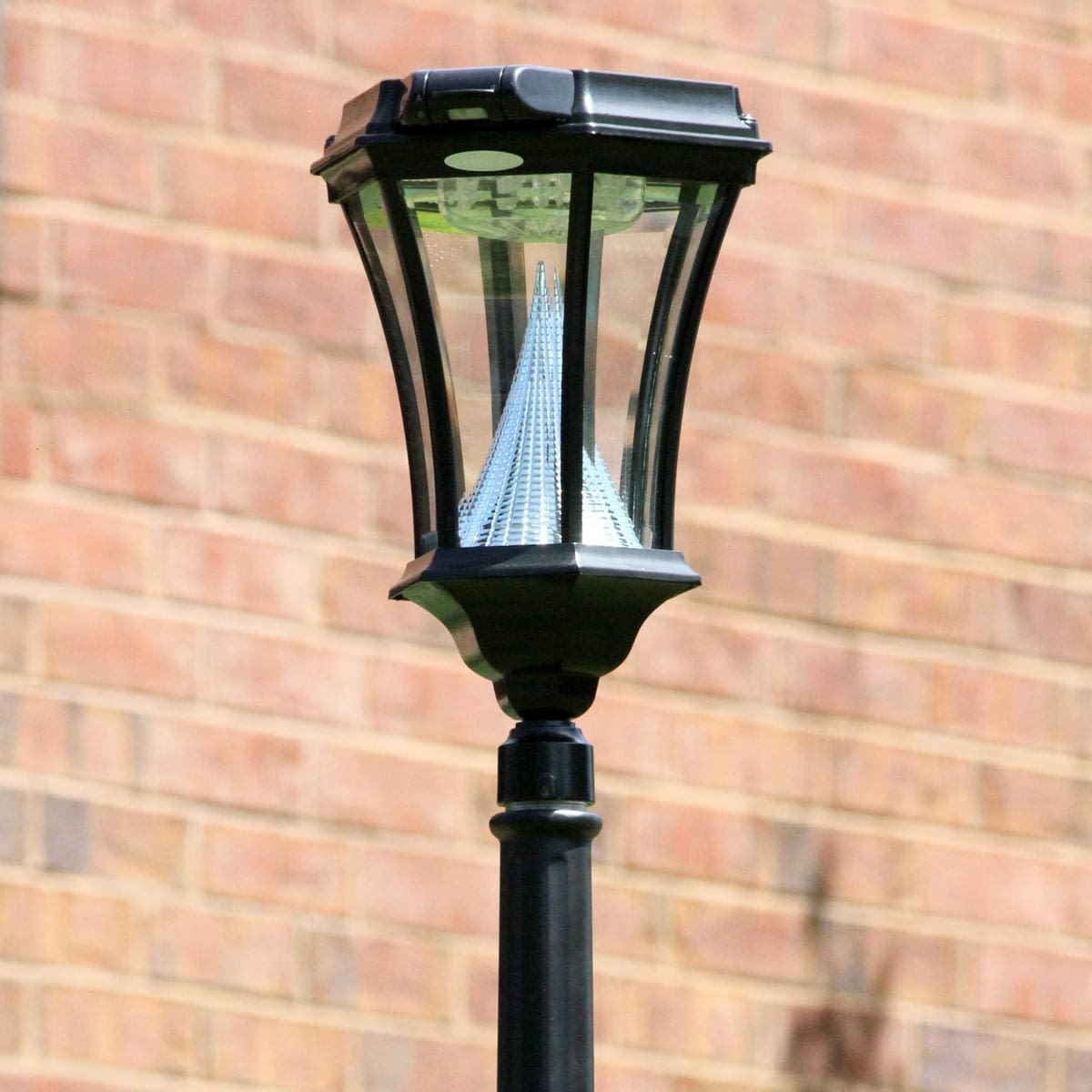 Victorian Pir Series Solar Lamp Post With Motion Sensor GS-94PIR-S