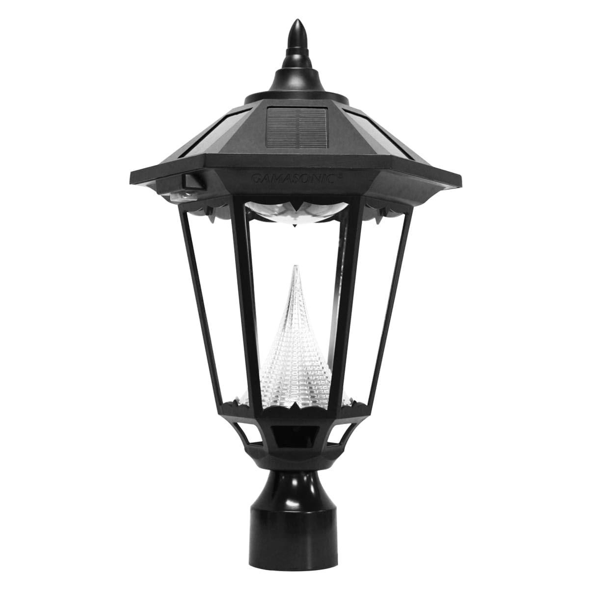 Windsor Solar Lamp by Gama Sonic GS-99F