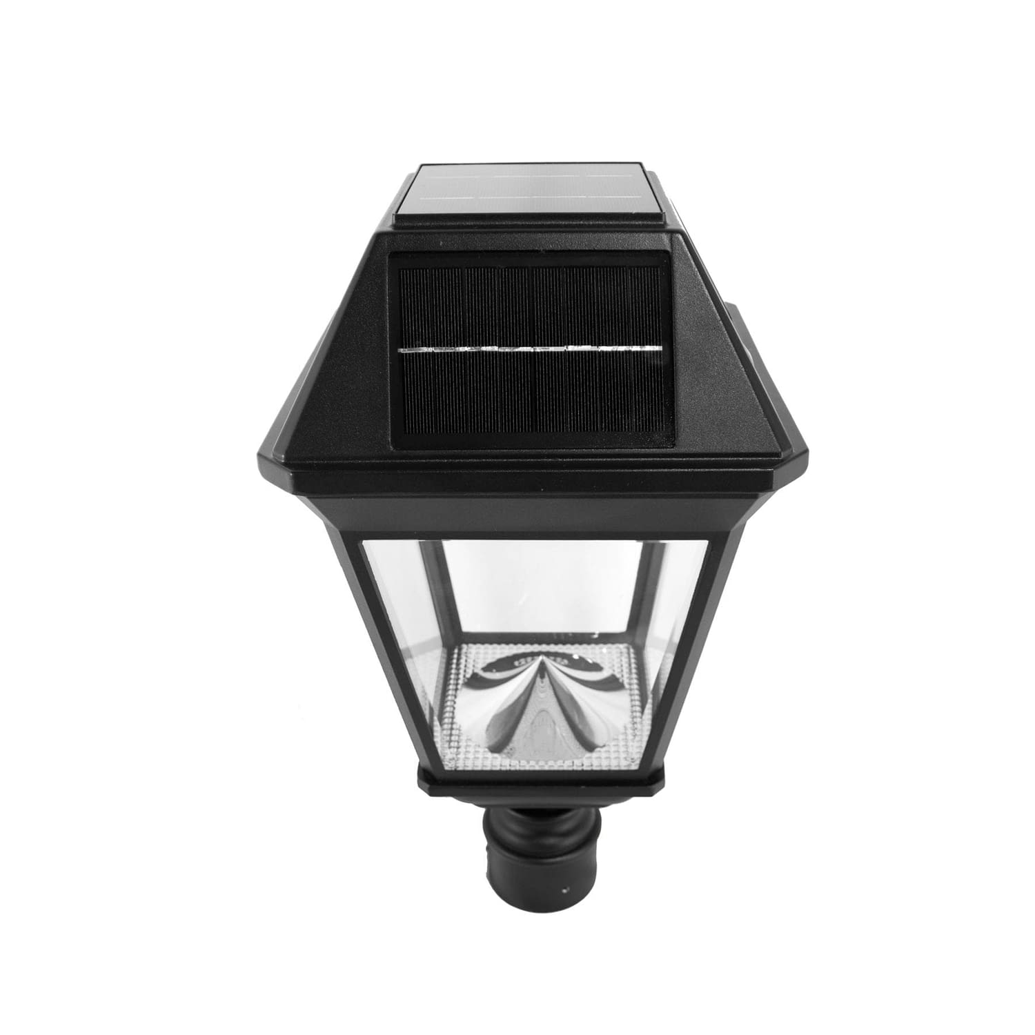 Imperial III Commercial Solar Post Light