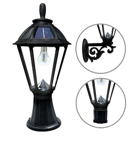 Polaris Solar Light GS-178FPW