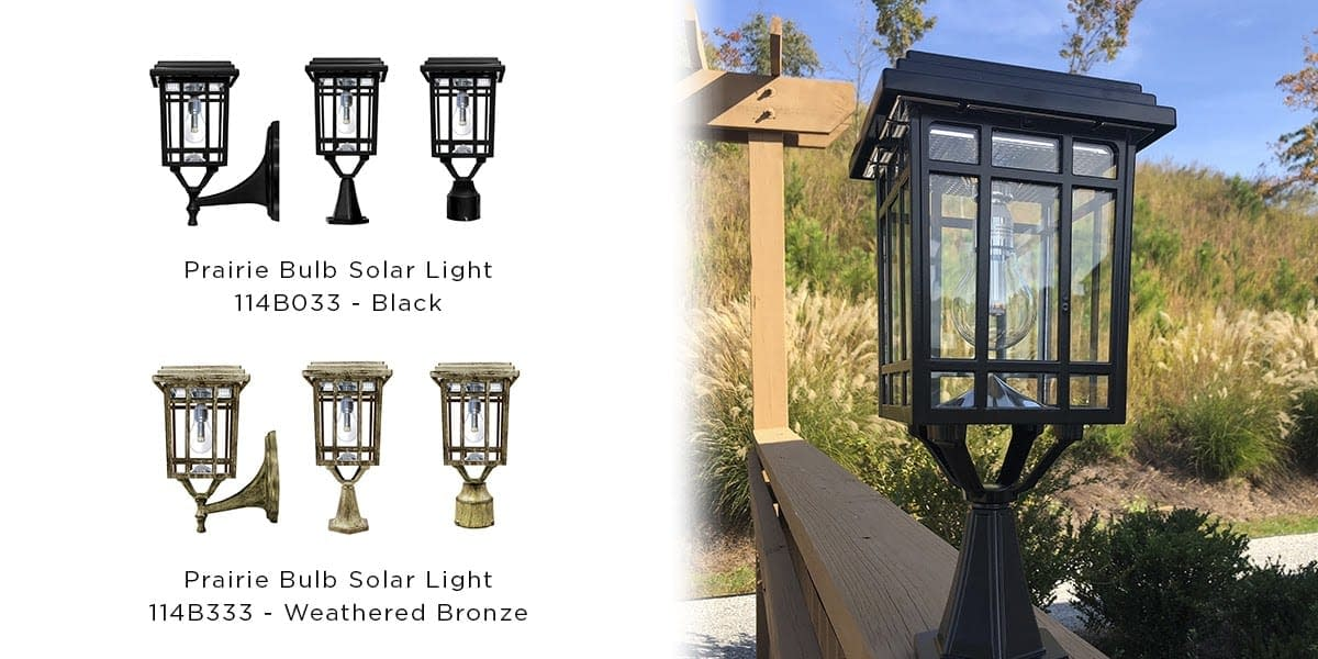 Charming and Rustic Outdoor Lighting