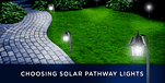 Landscape Path Lights as Your Outdoor Lighting Solution