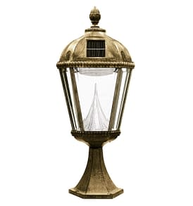 Royal Solar Lamp by Gama Sonic GS-98P