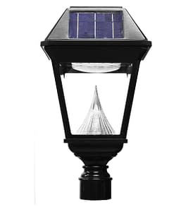 Imperial II Series – Single Solar Lamp with 3 Inch Fitter GS-97NF